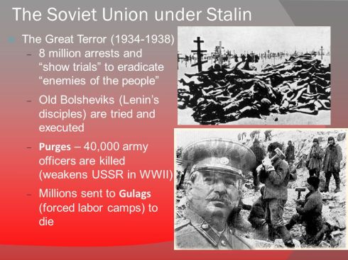 the changes in the soviet union under stalins rule How did the soviet economy change with joseph stalin how did joseph stalin rule the soviet union under stalin the soviet agricultural economy changed to.